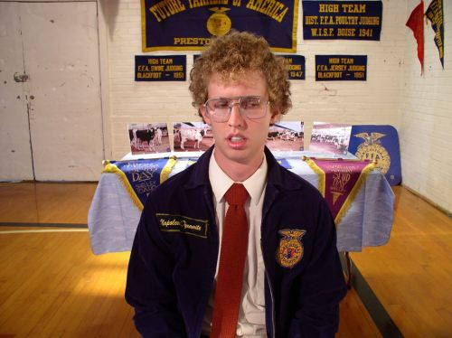 Napoleon Dynamite (short film and movie news)
