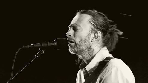 Thom Yorke (short film and movie news)