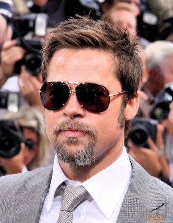 Brad Pitt (short film and movie news)