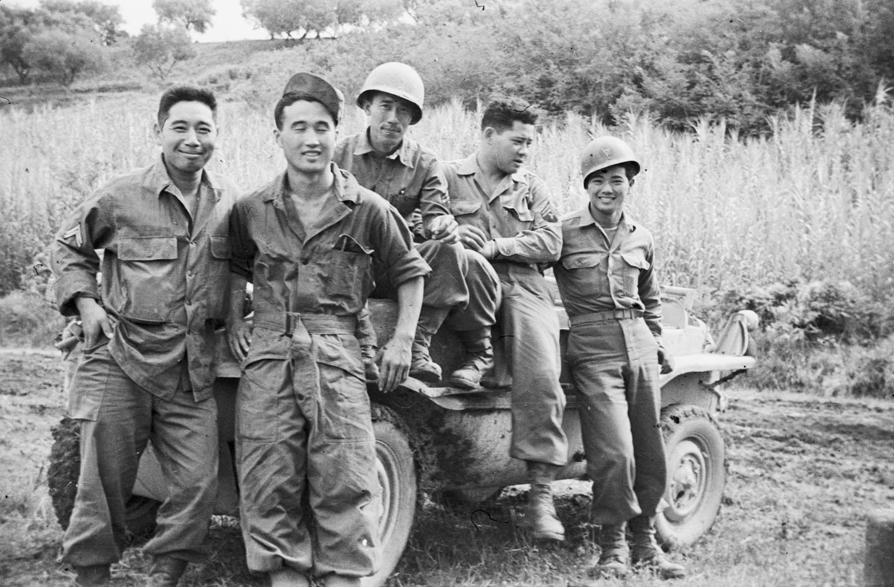 a look at the improved lives of asian americans during world war ii And the brigadier general heading the task force became the director of the army diversity office while this change improved access to the army no longer used the designation asian-american after world war ii the awarded to american servicemen during world war ii.
