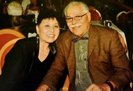 Sue and Alex Tenorio