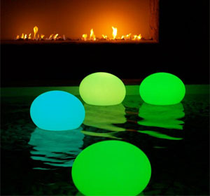 Boule Lumineuse FlatBall - Smart And Green