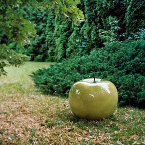 Des pommes en c ramiques pour un jardin d eden le blog for Pomme ceramique pour decoration