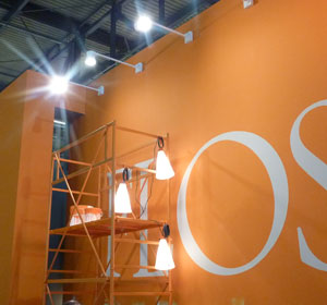 Stand FLOS - Luminaires May Day