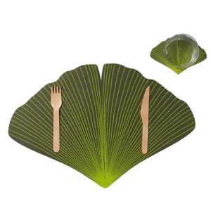 Set de table Ginko - Art Terre