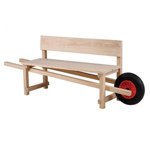 Banc WheelBench - Weltevree