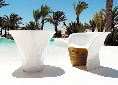 Collection Biophilia Vondom