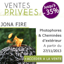 Vente Privée JONA Fire