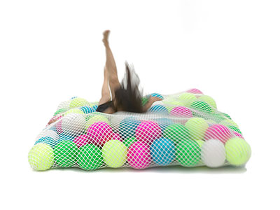 Sofa Wave multicolore de Younow