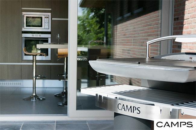 nouveaut barbecue haut de gamme avec le barbecue iq 3600 by camps le blog jardinchic. Black Bedroom Furniture Sets. Home Design Ideas