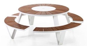 Table Pantagruel Extrémis JardinChic