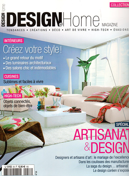 Home Design Magazine Avril Mai Juin 2015