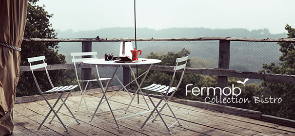 Boutique Fermob - Collection Bistro - Jardinchic