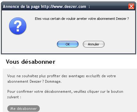 Au revoir Deezer, Bonjour Spotify
