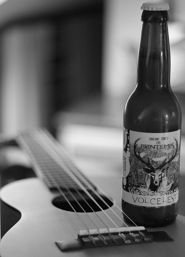 Vocelest la bière de la vallée de Chevreuse