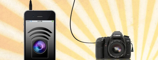 Trigger Happy : télécommande pour Reflex