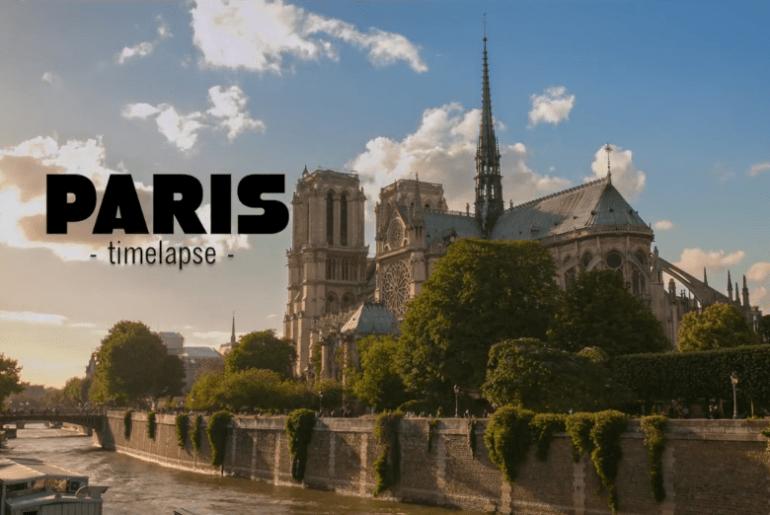 Paris Timelapse