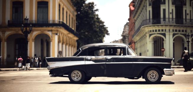 CUBA – Lost in Time