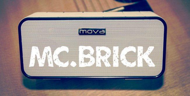 Test mc.brick, le projet d'enceintes bluetooth françaises à prix abordable