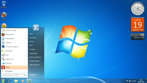 Inside Windows 7