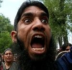 Rage Boy - A Devout Pakistani Muslim Behaving The Only Way It Knows How