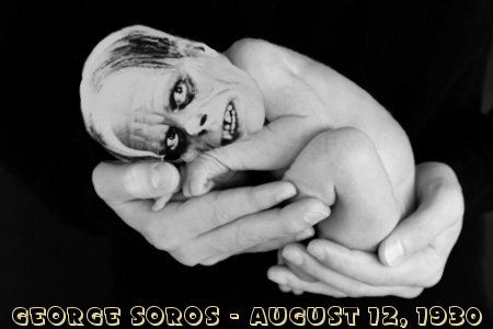 George Soros' Baby Pic