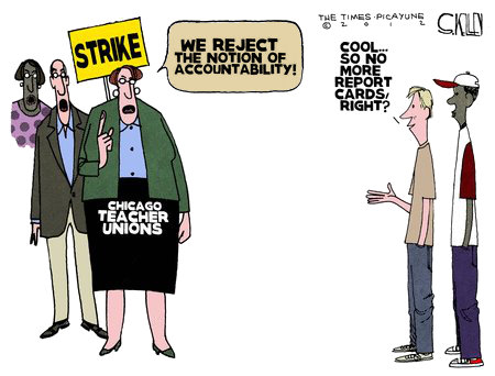 Rejecting Accountability