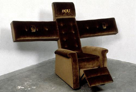 Perfect for the Jesus of the modern armchair Christian