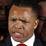 Jesse Jackson Jr. - Just another nigger thug for the big house