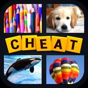 4 Pics Cheat