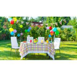 Small Crop Of Backyard Party Decor