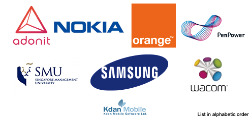 Kdan Mobile Partner List