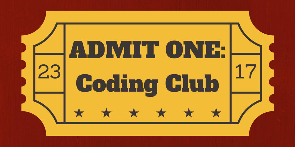 Starting a Coding Club