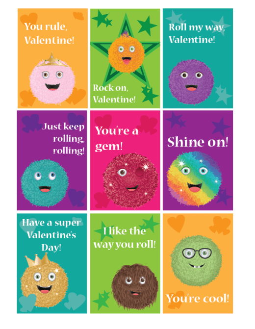 Happy Valentines Day from Kodable