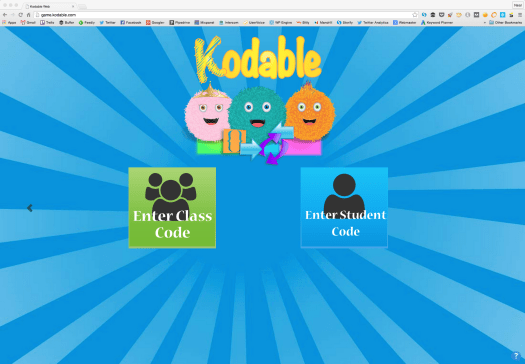 Kodable Web