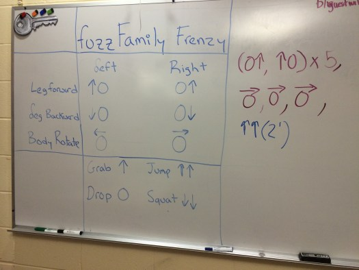 Fuzz Family Frenzy using loops