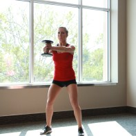 squat to dumbbell raise (2)