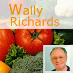 Wally Richards - getting your flower gardens ready for autumn