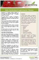 Legionares disease