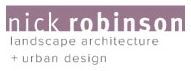 nick robinson landscape architect