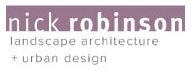 尼克·罗宾逊景观设计师