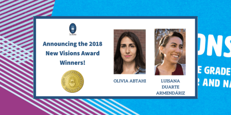 New Visions Winners