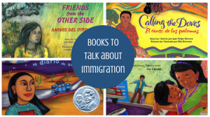 books to talk about immigration