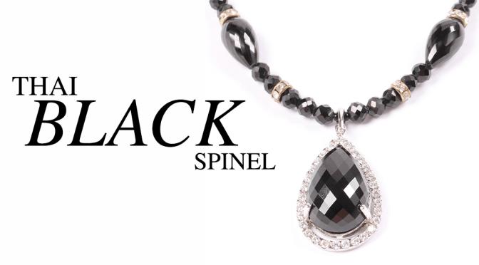 Thai Black Spinel
