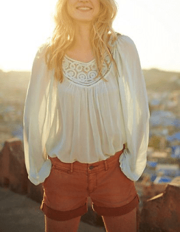 Trendspotter - Desert Chic - Loose Fitting Clothes