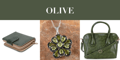 LC Fall Fashion Week - Must Have Fall Colors - Olive