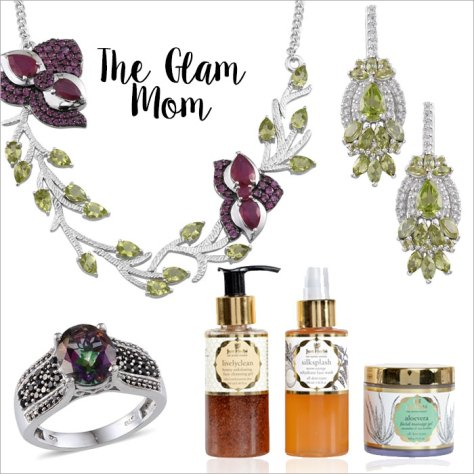 The Glam Mom Collection
