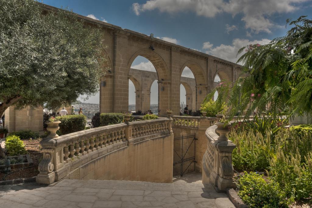 Malta gardens