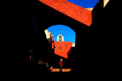santa catalina perù monastero