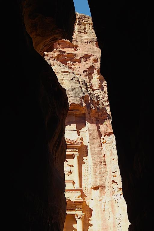 tesoro di petra giordania